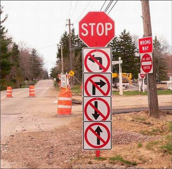 Tilted Tens: Stop, Start, Go Here!