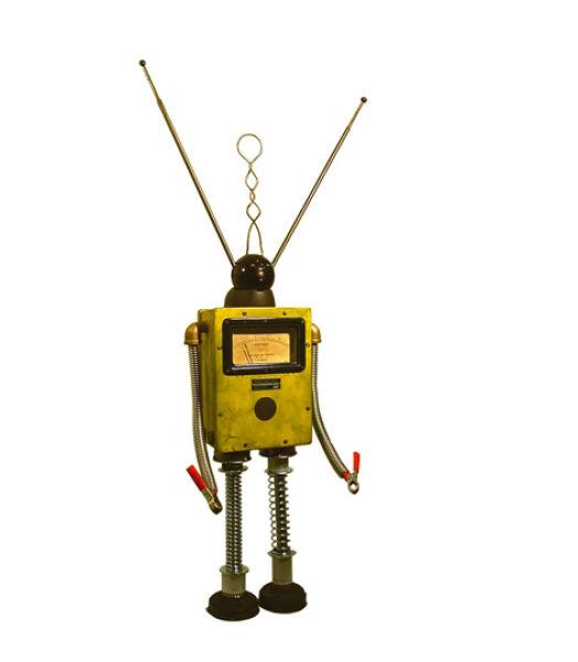 Amazing Small Robots