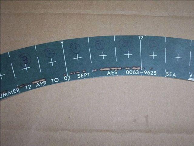 Campbell-Stokes Pattern Sunshine Recorder