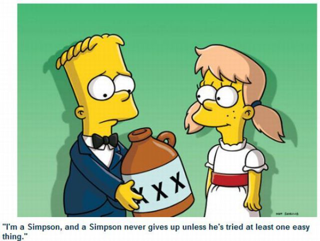 Quotes by Mr. Simpson