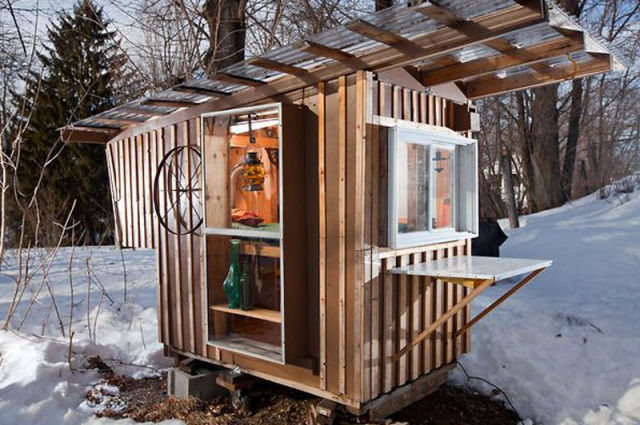 Impressive Microhouses