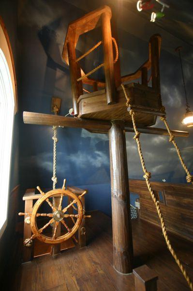 A Nautical Bedroom Theme