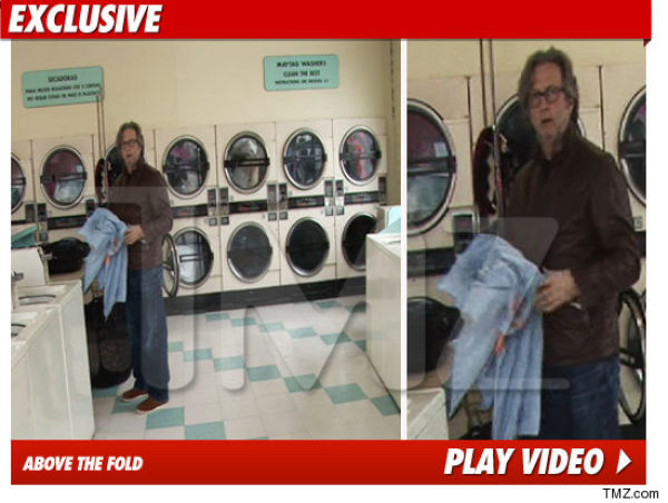 Eye on Stars: Taylor Swift Has A New Man, Eric Clapton Airs His Dirty Laundry In Public Laundromats And Other Hollywood News.