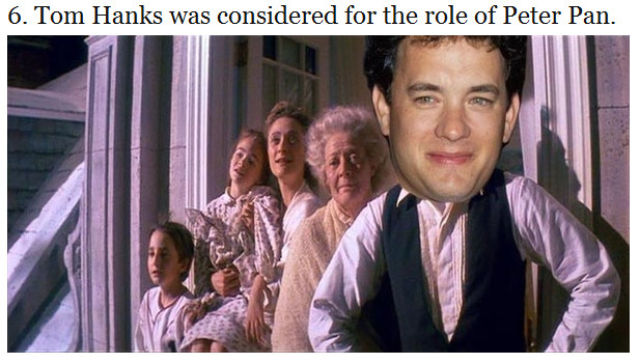 Fun Facts about the Movie Hook