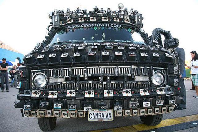 Google Street View Car?