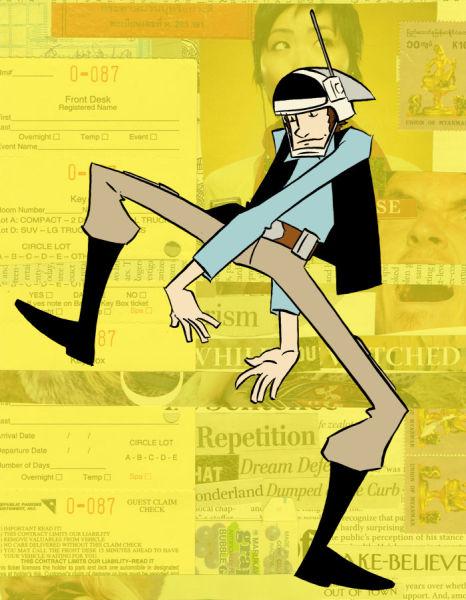 Groovy Cartoon Characters