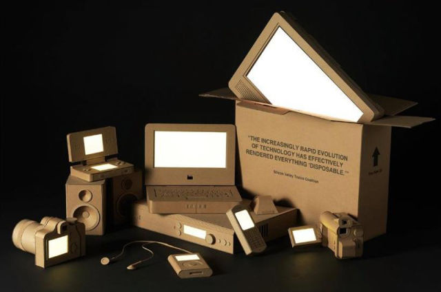 The Future of Cardboard