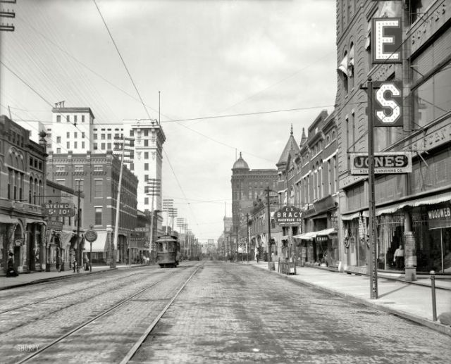 Vintage Pictures of the USA