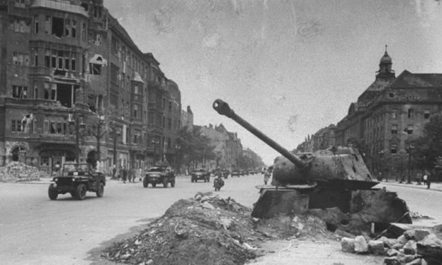 Berlin After the World War II