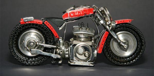 Motorcycle Miniatures
