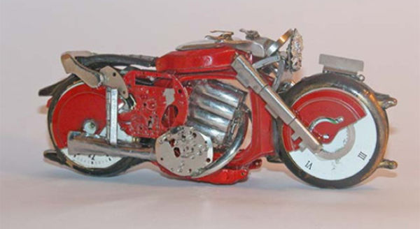 Motorcycle Miniatures