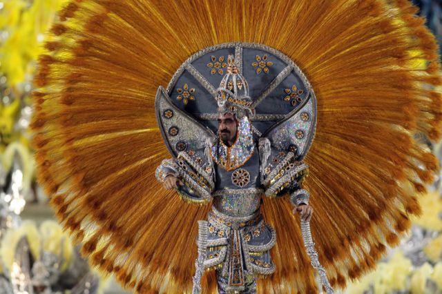 Spectacular Carnival in Rio