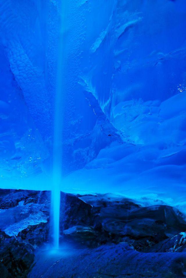 Amazing Glacier Caves