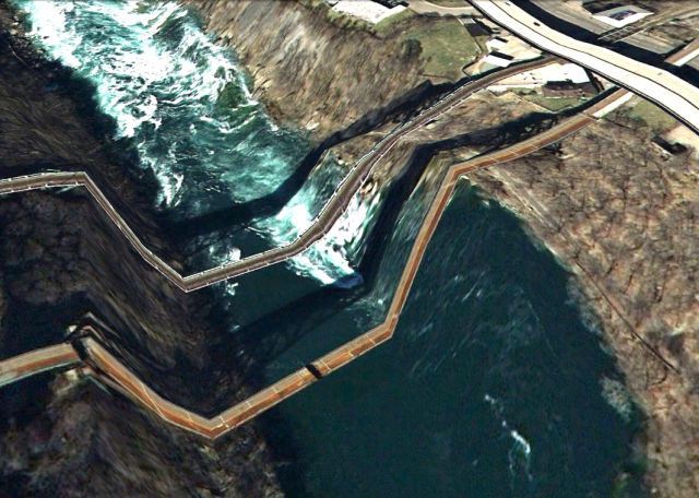 Cool Google Earth Postcards