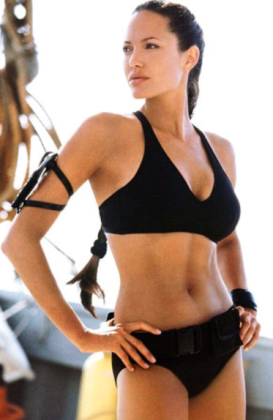3 Eye on Stars: The Jennifer Aniston Sex Tape, Tomb Raider Without Angelina ...