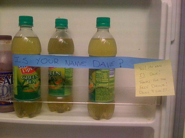 Humorous Office Notes