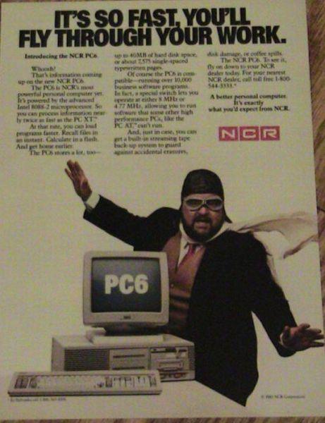 Great Retro Computer Ads