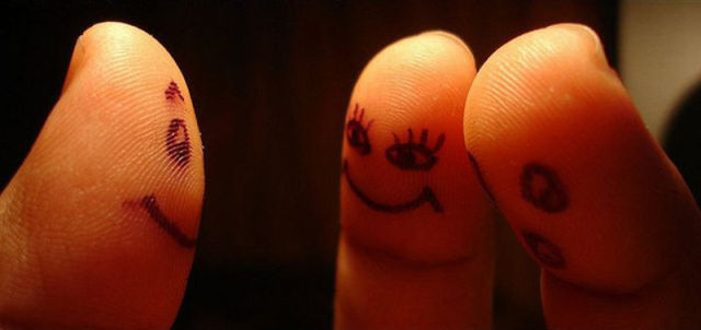 Life of Your Fingers. Part 2