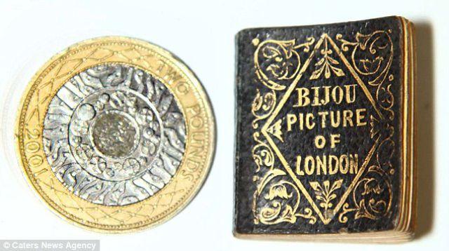 Uncanny Factoid: Smallest Books Biggest Prices
