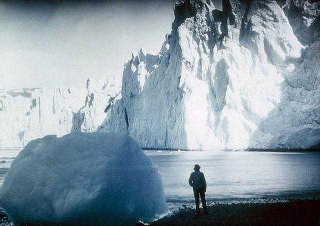 The Endurance and Antarctica