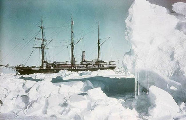 The Endurance and Antarctica