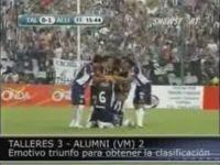 Awesome Goal by Claudio Riano