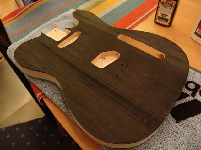 Awesome Homemade Guitar