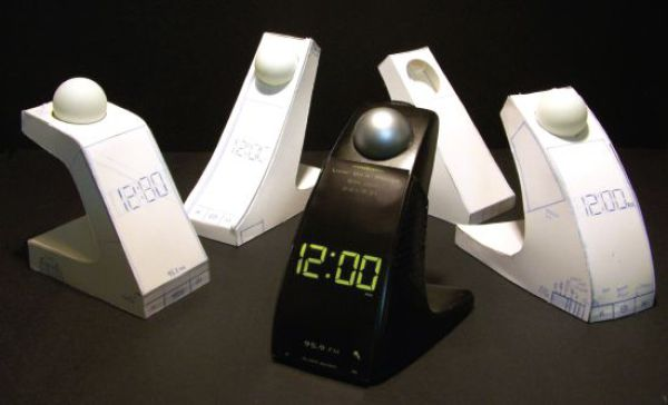Tilted Tens: Odd Clocks