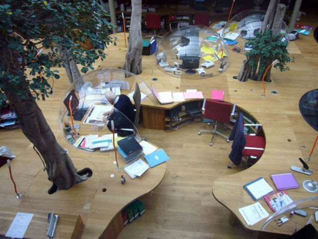 Extra Terrestrial Office