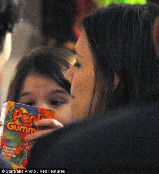 Eye on Stars: Suri Cruise Can
