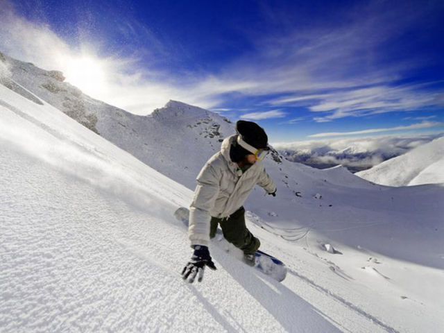 Beautiful Snowboard Photography from Around the World