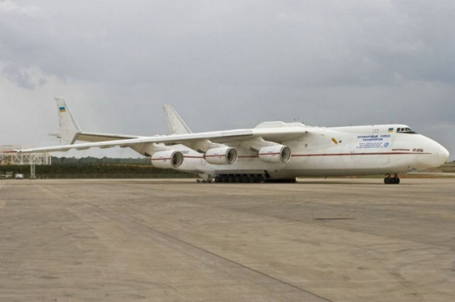 Most Massive Cargo Plane in History