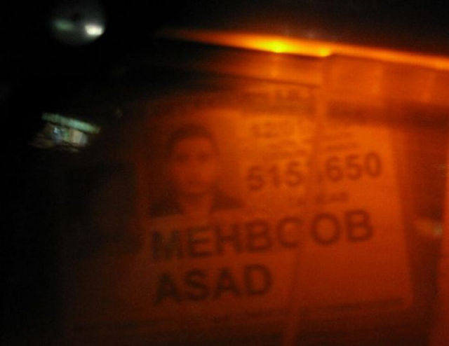 Taxi Drivers with Unfortunate Names