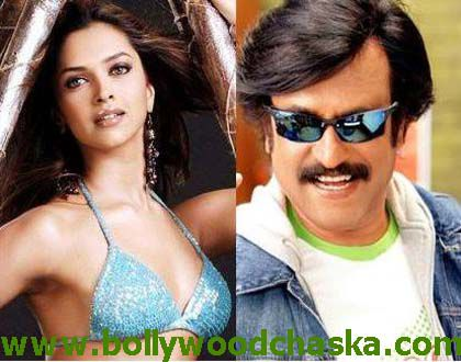 Rajnikanth Changes His Schedule For Deepika Padukone