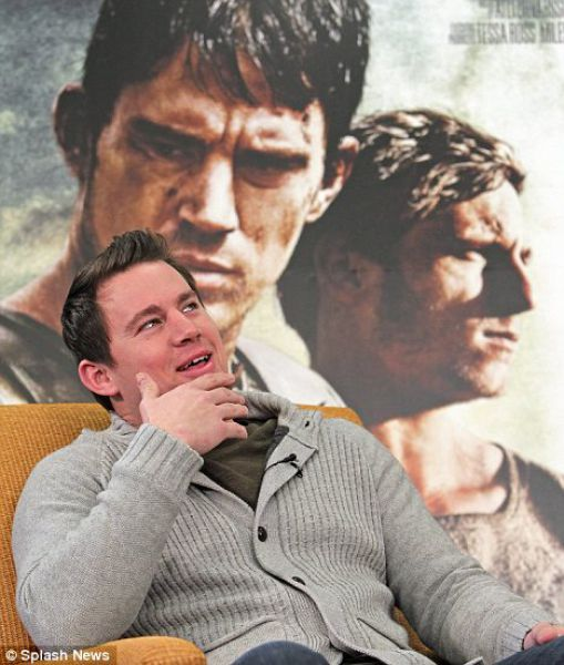 Eye On Stars: The Terminator Hangs Out With Rambo, Channing Tatum