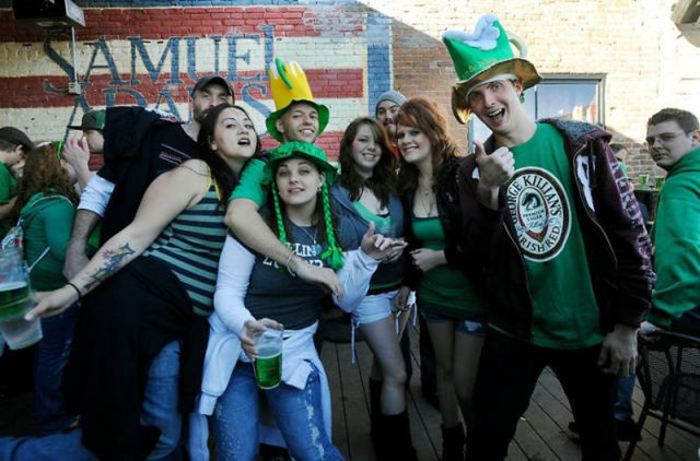 St. Paddys Day Celebration