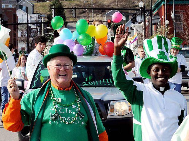 St. Paddys Day Celebration