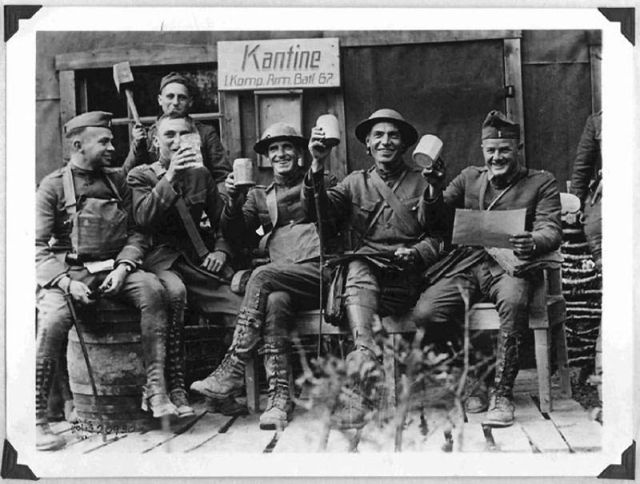Censored World War I Photos Revealed