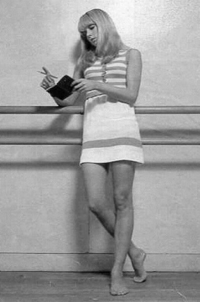 Long Legs and Short Skirts