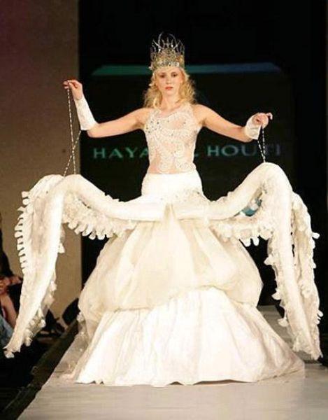 Tilted Tens: Wacky Dresses