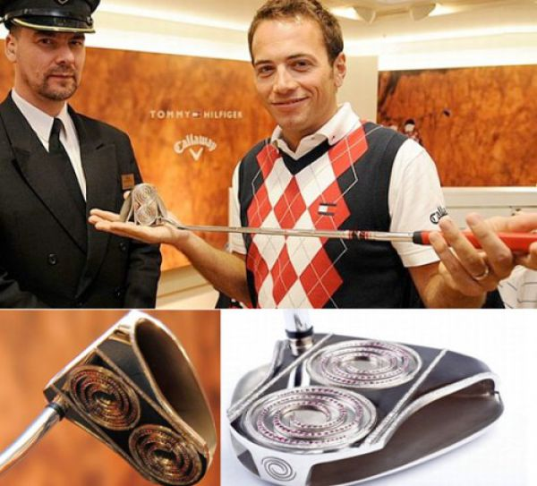 Uncanny Factoid: One of the Most Expensive Golf Clubs