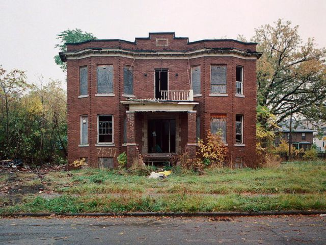 Abandoned Properties In Detroit For Sale