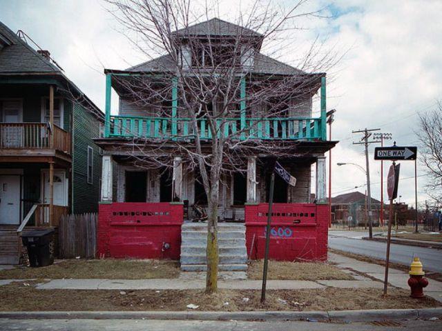 Abandoned Detroit Homes for Sale