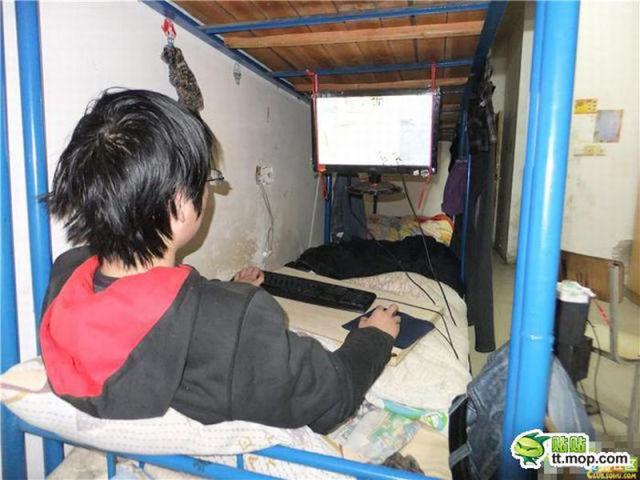Creative Chinese Student