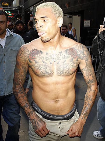 Eye On Stars: Chris Brown