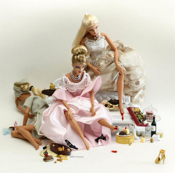 From the Life of Dolls