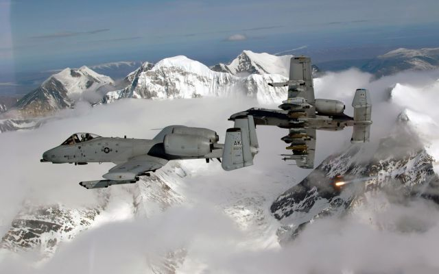 Bad Ass Flying Machines