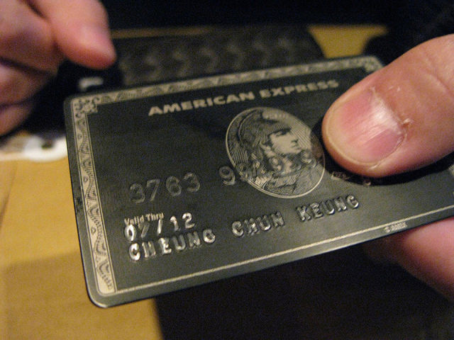 Crazy Credit Cards