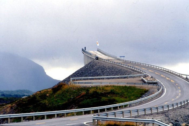 Unbelievable: The Seemingly Dead End Bridge