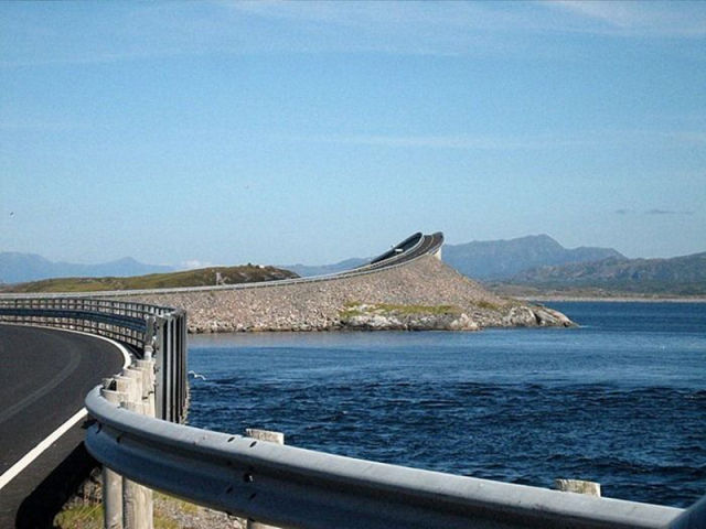 Unbelievable: The Seemingly Dead End Bridge